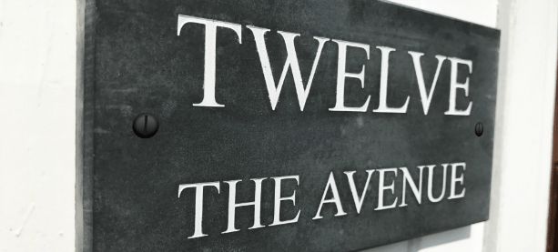 Engraved Slate house signs